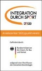 Logo DOSB Integration durch Sport