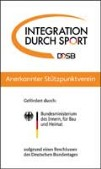 Logo DSOB Integration durch Sport